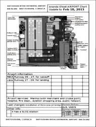 Air Navigation Charts - 2 - April 2013