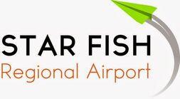 Star Fish Regional Airport Logo