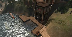 Mowry Village Seaplane Dock-3