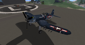 Vought F4U Corsair (EG Aircraft) 1