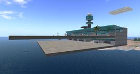Miami Airport - Split Levels