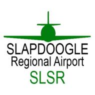 Slapdoogle Regional Airport Logo