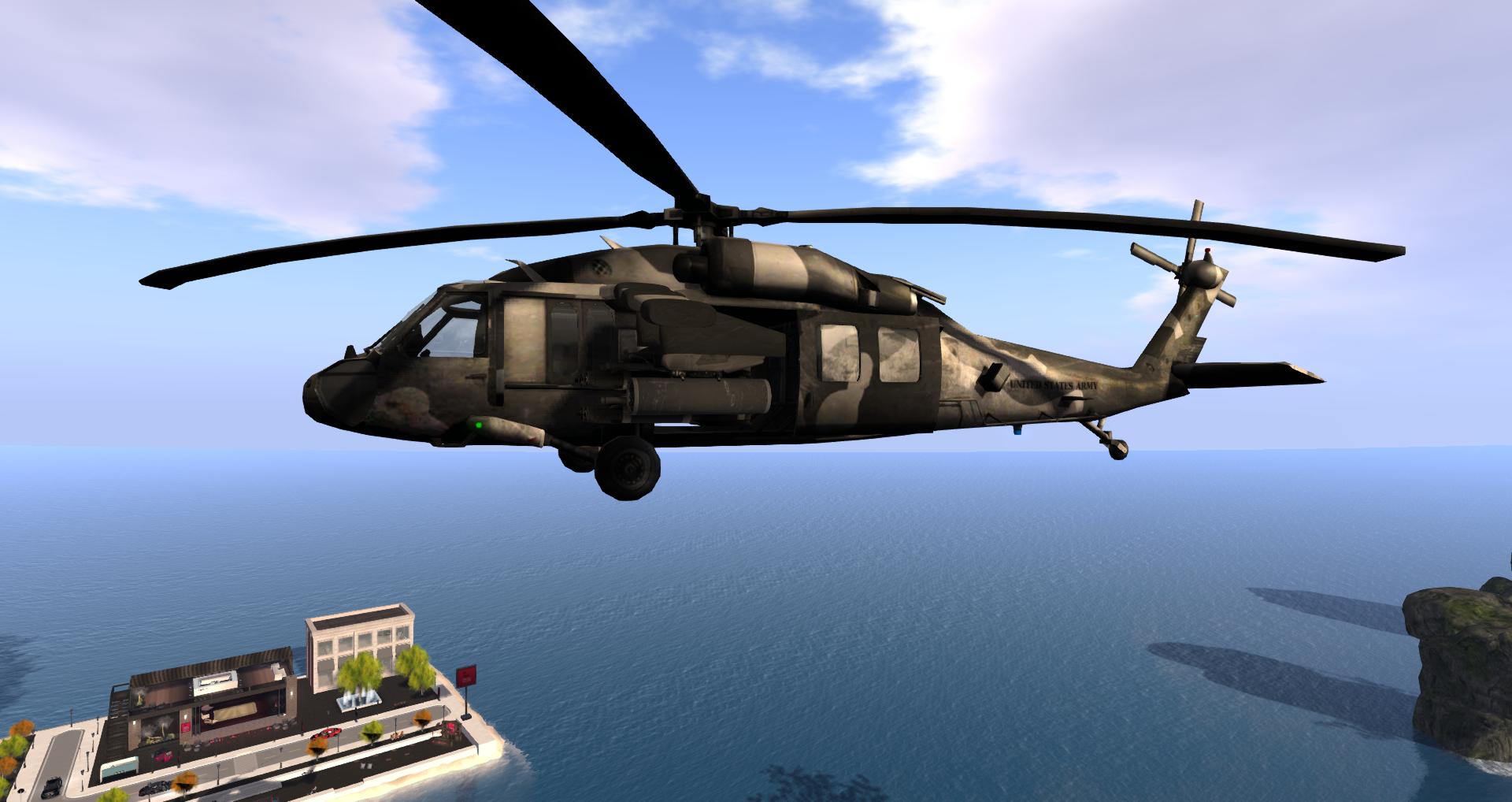 b161d041dd9 Sikorsky UH-60 Black Hawk (E-Tech) | Second Life Aviation Wiki ...
