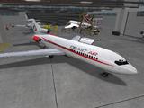 Boeing 727-100C (McKeenan Aviation)