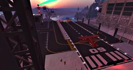 Falkon Aerie Runway (August 2014)