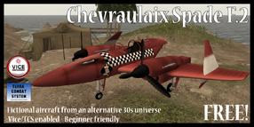Chevraulaix Spade F.2 (Promo)