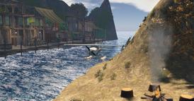 Kingpost Seaplane Base 003