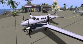 Beechcraft King Air (DSA) 1
