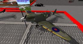 Spitfire Mk IX (EG Aircraft) 1