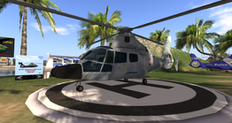 Eurocopter AS-565 (S&W)