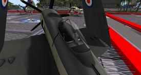 Hawker Sea Fury (Skunkette) 2