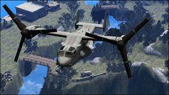 MV-22B Osprey (Omega Concern) 1