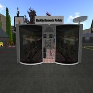 SLAK Terminal Building