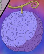 Fruta Gomu Gomu