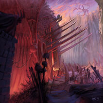 The gates of hell by ancientsources-d2ehem2
