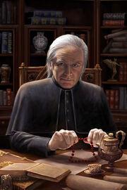 Cardinal by arventur