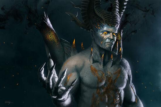 Lucifer dante s inferno by mafaka-d89gydn