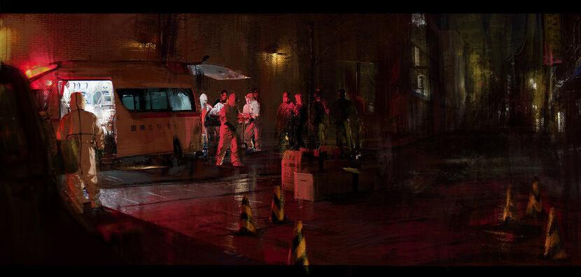 Ambulance by nanagaer-da3d9me