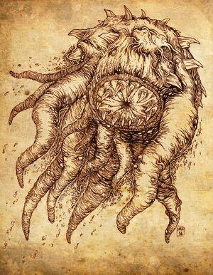 Kassogtha the leviathan of diseases by hawanja-daogytx