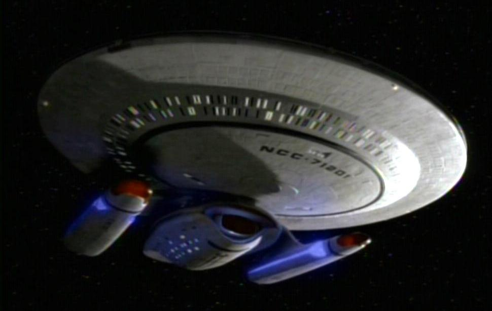 USS Prometheus ventral, Second Sight