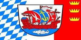 Neualtenburg flag