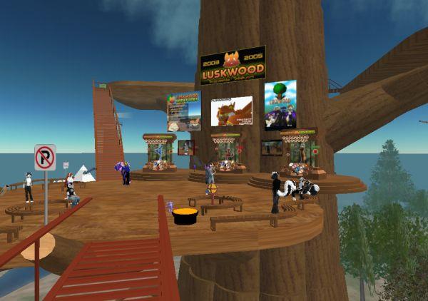 Luskwood | Second Life Wiki | FANDOM powered by Wikia
