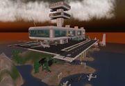 Aerodrome First Phase - October 2005