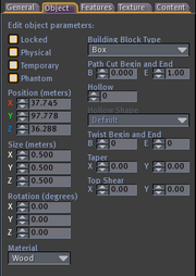 Object-editor-object