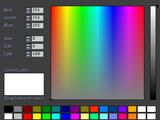 Color Picker Window
