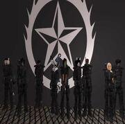 Merczateers Soldiers