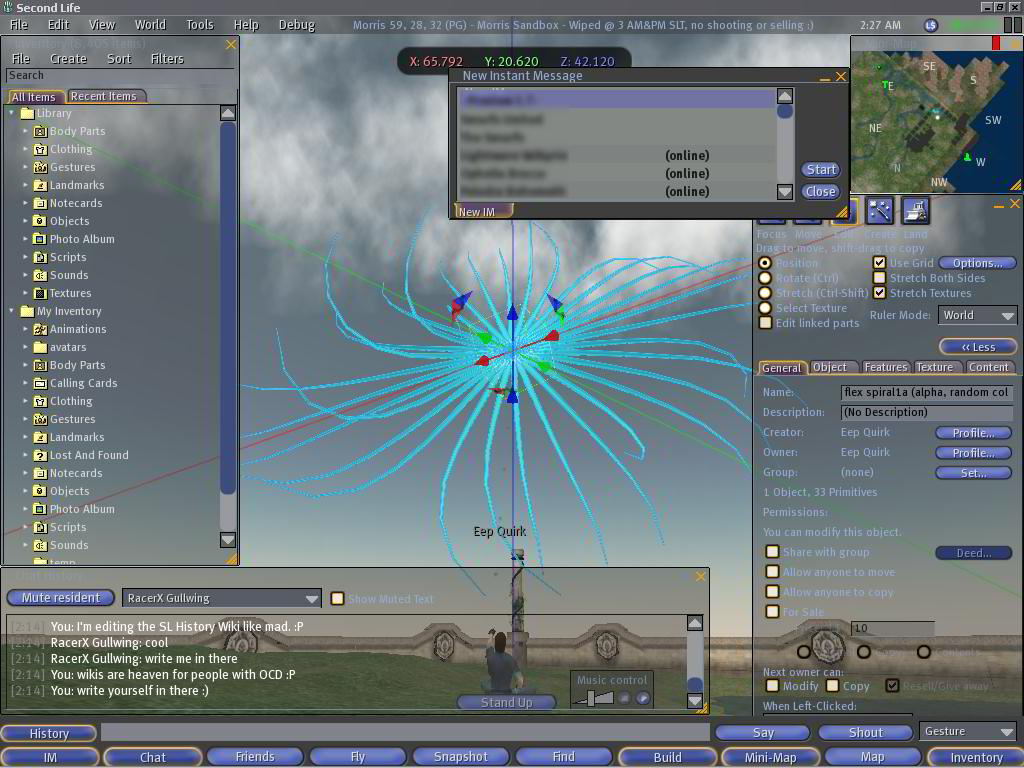User Interface | Second Life Wiki | FANDOM powered by Wikia