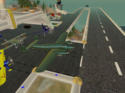 Abbotts Aerodrome - Level 1
