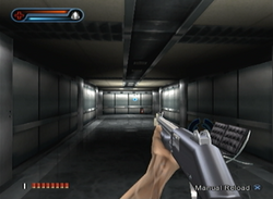 Shotgun 1st Person