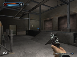 Revolver 1st Person