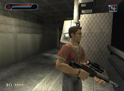 Sniper Rifle 3rd Person