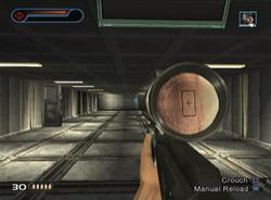 Sniper Rifle 1st Person