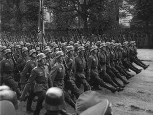 Wehrmacht parade