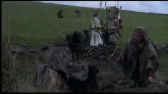 Monty Python- The Annoying Peasant
