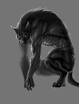 Werewolf by m1ken-d4cpu2o