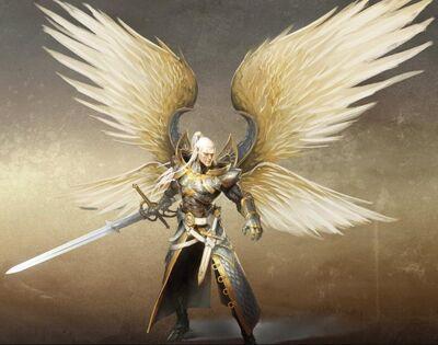 Archangel (possibly)