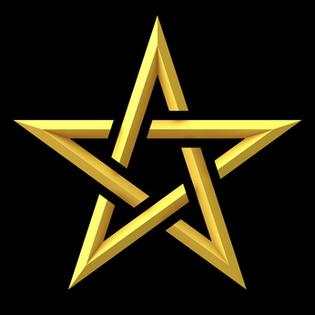 Pentagram-symbol