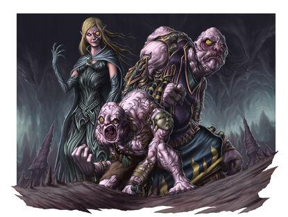 New Fomorians by DaveAllsop