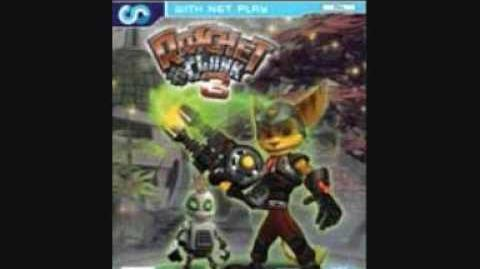 Ratchet and Clank 3 VGM Metropolis