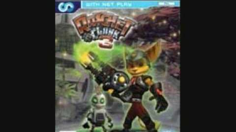 Ratchet and Clank 3 VGM planet Veldin