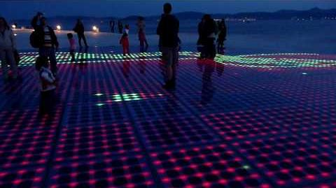 """Greeting to the Sun"", Zadar, Croatia"