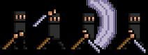 Ninja MS Sprite