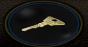 Key for the Fuse box Llave para la Cuadro eléctrico