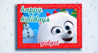 Christmas Gidget