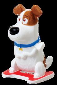 McDo Secret Life of Pets Happy Meal - Max