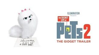 The Secret Life Of Pets 2 - The Gidget Trailer HD